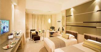 Juss Hengshan Hotel (Regal International East Asia Hotel) - Shanghai - Schlafzimmer