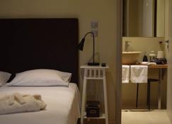 Arahova Pansion - Arachova - Bedroom