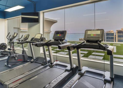 Royal Central Hotel The Palm - Dubai - Fitnessbereich