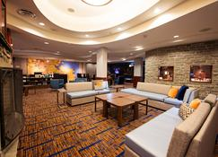 Courtyard by Marriott Halifax Downtown - Halifax - Lounge