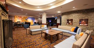 Courtyard by Marriott Halifax Downtown - Halifax - Area lounge