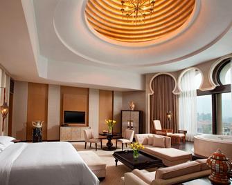 Sheraton Qingyuan Lion Lake Resort - Qingyuan - Schlafzimmer