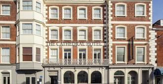 The Cathedral Hotel - Salisbury - Building