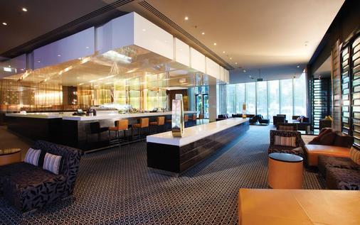 皇冠長廊酒店 - 墨爾本 - 酒吧
