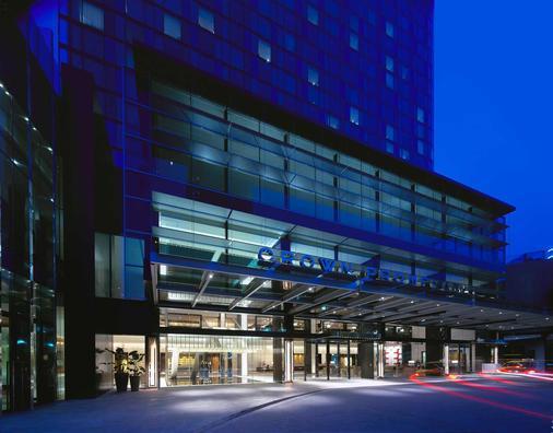 皇冠長廊酒店 - 墨爾本 - 建築