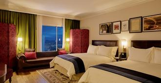 Park MGM Las Vegas - Las Vegas - Schlafzimmer
