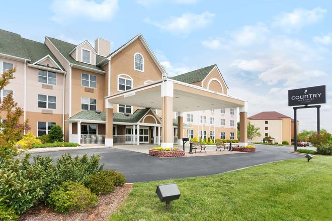 Country Inn & Suites by Radisson, Burlington, NC - Burlington - Building