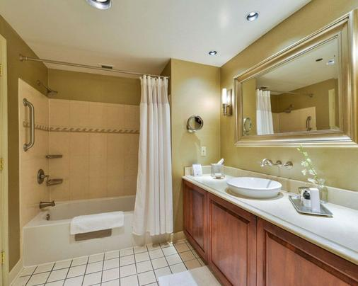 The Inn at Henderson's Wharf, an Ascend Hotel Collection Member - Baltimore - Kylpyhuone