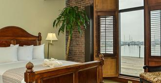 The Inn at Hendersons Wharf Ascend Hotel Collection - Baltimore - Slaapkamer