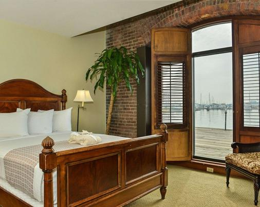 The Inn at Henderson's Wharf, an Ascend Hotel Collection Member - Baltimore - Makuuhuone