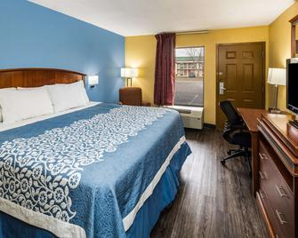 Days Inn by Wyndham Oak Grove/Ft. Campbell - Oak Grove - Ložnice