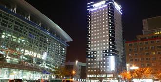 Toyoko Inn Busan Station 1 - פוסן - בניין