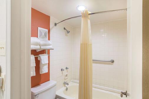 品質酒店 - 阿馬里洛 - 阿馬里洛 - 浴室