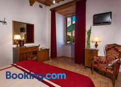 Hotel San Marco - Gubbio - Bedroom
