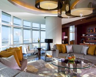 Rosewood Abu Dhabi - Abu Dabi - Sala de estar