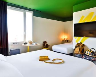 ibis Styles Lyon Meyzieu Stadium Olympique - Meyzieu - Bedroom