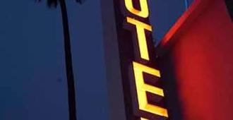 Bayside Hotel - Santa Mónica - Vista del exterior