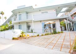 Bayside Hotel - Σάντα Μόνικα - Κτίριο