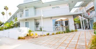 Bayside Hotel - Santa Mónica - Edificio