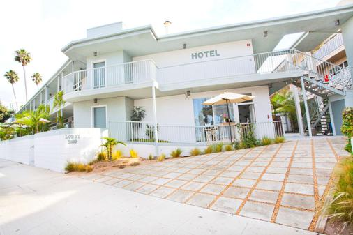 Bayside Hotel - Santa Monica - Rakennus