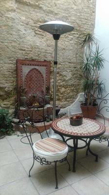 Hostal Fenix - Jerez de la Frontera - Patio