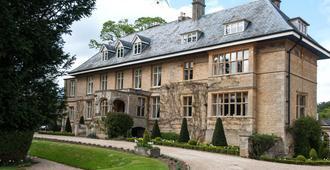 The Slaughters Manor House - Cheltenham - Edificio