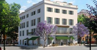 Nou Baleares - Thành phố Palma de Mallorca - Toà nhà