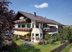Gästehaus Alpina - Bad Kohlgrub - Building