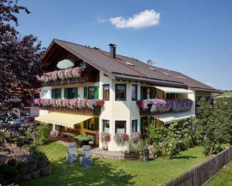 Gästehaus Alpina - Бад-Кольгруб - Здание