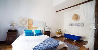 Santa Maria Hostel - Funchal - Makuuhuone