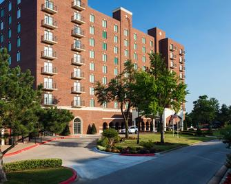 Renaissance Waterford Oklahoma City Hotel - Оклахома Сити - Здание