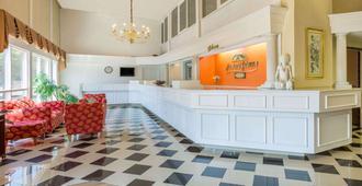 威廉斯堡霍華德詹森酒店 - 威廉斯堡 - 威廉斯堡(弗吉尼亞州) - 櫃檯