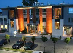 Hotel Kuracyjny - Gdynia - Bangunan