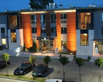 Hotel Kuracyjny - Gdynia - Building