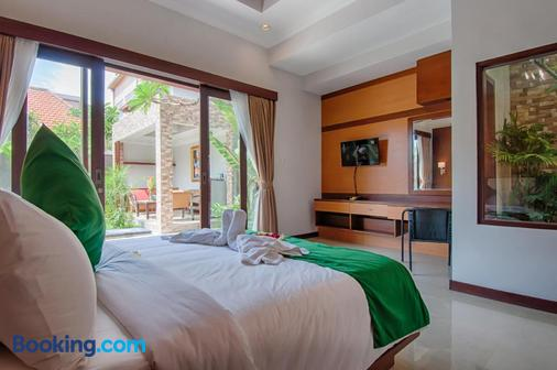 Amelle Villas & Residences Canggu - North Kuta - Bedroom