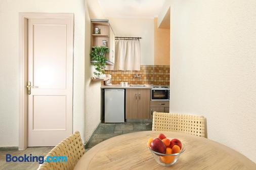 Agnanti Hotel Apartments - Afissos - Dining room