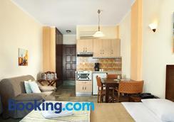 Agnanti Hotel Apartments - Afissos - Bedroom