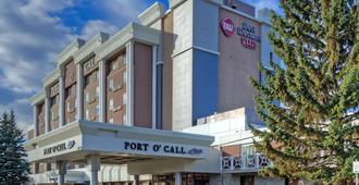 Best Western Plus Port O'Call Hotel - Calgary