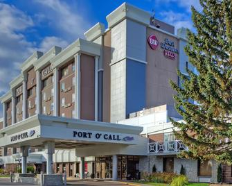Best Western Plus Port O'Call Hotel - Calgary - Building