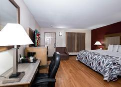 Red Roof Inn Neptune - Jersey Shore - Neptune - Schlafzimmer