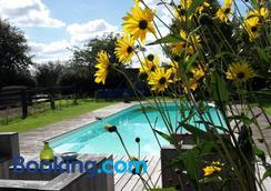 Le Vieux Logis de la Galocherie - L'Oie - Pool