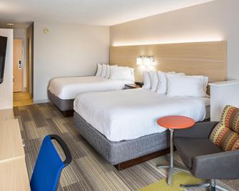 Holiday Inn Express Cedar Rapids (Collins RD) - Сидар-Рапидс - Спальня