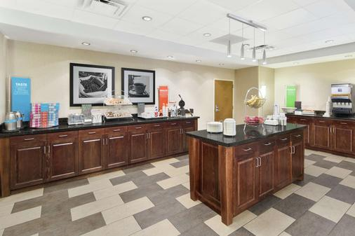 Hampton Inn Columbus/South-Fort Benning, GA - Columbus - Μπουφές