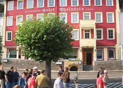 Hotel Rheinfels - זאנקט גואר