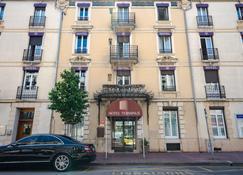 The Originals Boutique, Hôtel Terminus, Bourg-en-Bresse Gare (Qualys-Hotel) - Bourg-en-Bresse - Building