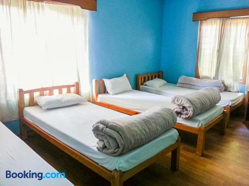 Nepalaya Eco Hostel - Pokhara - Bedroom