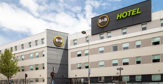 B&B Hotel Reims Centre Gare - Reims - Rakennus
