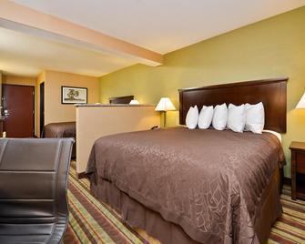 Best Western Wilsonville Inn & Suites - Wilsonville - Schlafzimmer