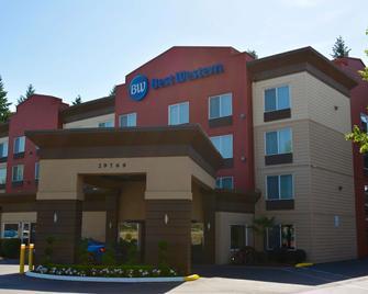 Best Western Wilsonville Inn & Suites - Wilsonville - Building