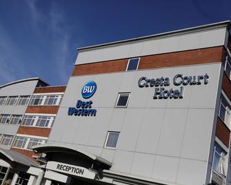 Best Western Manchester Altrincham Cresta Court Hotel - Алтрінгем - Building